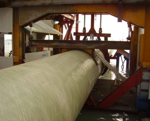 Ingegneria navale - pontoni di varo